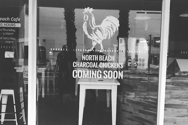 North Beach Charcoal Chickens