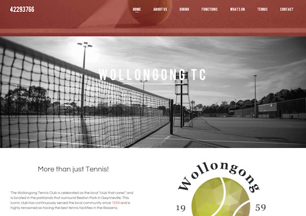 Wollongong Tennis Club